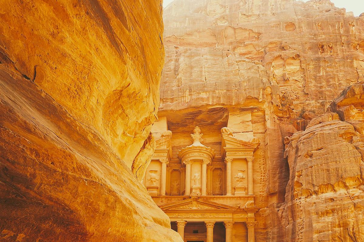 Gerusalemme e Petra