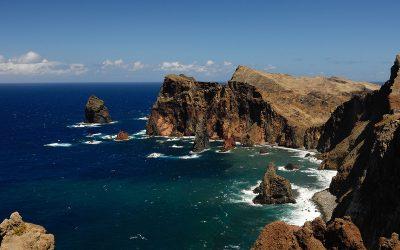 Giù da Monte con i carretti di Madeira