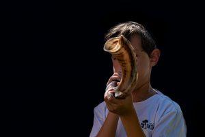 shofar corno ebraico