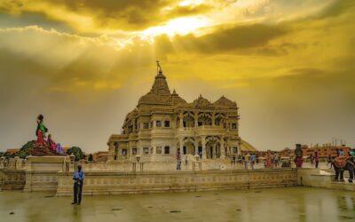 Vrindavan, la città delle vedove